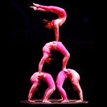 Acrobats on ArtisteBooking