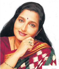 Anuradha  Paudwal on ArtisteBooking