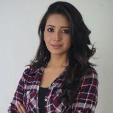 Asha Negi on ArtisteBooking