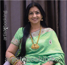 GITANJALI RAI on ArtisteBooking