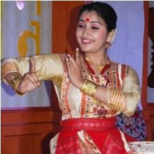 Gayatri Mahanta on ArtisteBooking