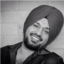 Gurpreet Ghuggi on ArtisteBooking