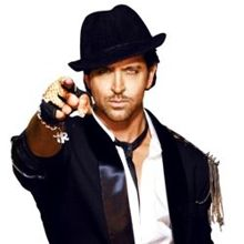 Hrithik roshan on ArtisteBooking