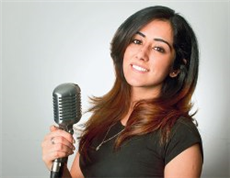 Jonita Gandhi on ArtisteBooking