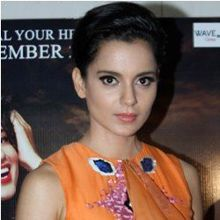 Kangana Ranaut on ArtisteBooking