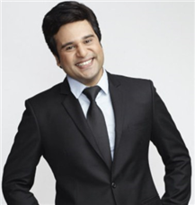 Krishna Abhishek on ArtisteBooking