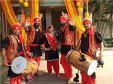 Mauj Punjab Di Bhangra Group on ArtisteBooking