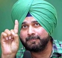 Navjot Singh Siddhu  on ArtisteBooking