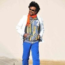 Rajinikanth on ArtisteBooking