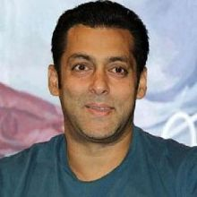 Salman Khan on ArtisteBooking