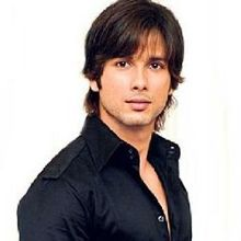Shahid Kapoor on ArtisteBooking