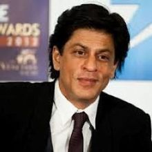 Shahrukh Khan on ArtisteBooking