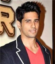 Sidharth Malhotra on ArtisteBooking