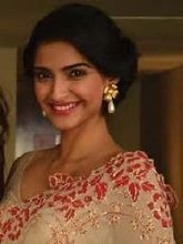 Sonam Kapoor on ArtisteBooking