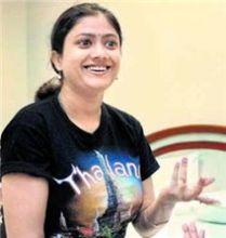 Srilekha Parthasarathy on ArtisteBooking