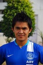 Sunil Chettri on ArtisteBooking