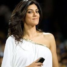 Sushmita Sen on ArtisteBooking