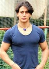 Tiger Shroff on ArtisteBooking