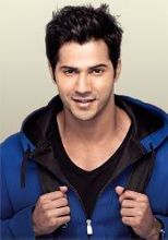 Varun Dhawan on ArtisteBooking