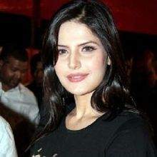 Zarine Khan on ArtisteBooking