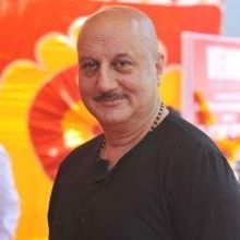 anupam kher on ArtisteBooking