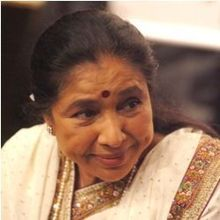 Asha Bhosle on ArtisteBooking