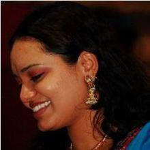 Jyotsna Radhakrishnan on ArtisteBooking