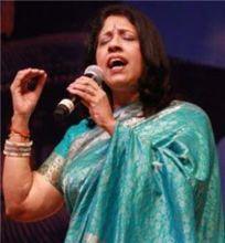 Kavita Krishnamurthy on ArtisteBooking