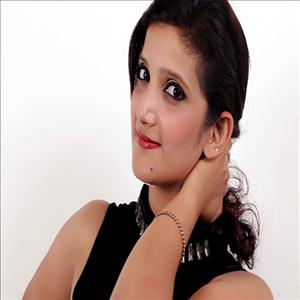 Anvi Sarkar on ArtisteBooking