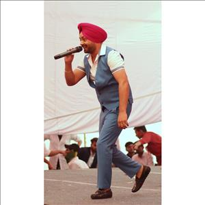 Harpreet Sagoo on ArtisteBooking