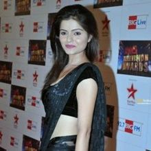 Rubina Dilaik on ArtisteBooking