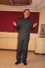 Shahrukh Sadri on ArtisteBooking