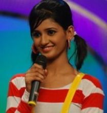 Shakti Mohan on ArtisteBooking