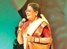 Usha Uthup on ArtisteBooking
