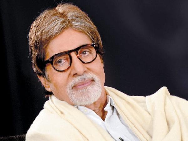 Amitabh Bachchan on ArtisteBooking