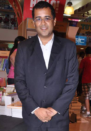 Chetan Bhagat on ArtisteBooking