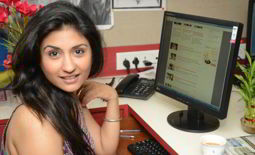 Divyaalakshmi on ArtisteBooking
