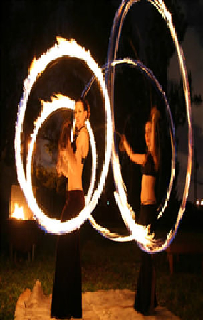 Fire Dancers on ArtisteBooking