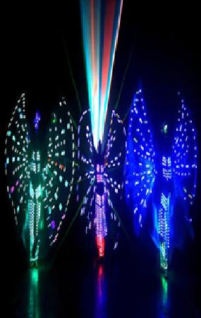 Laser Angels