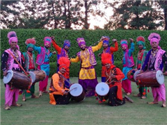 Mauj Punjab Di Bhangra Group