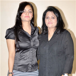 Preeti and Pinky