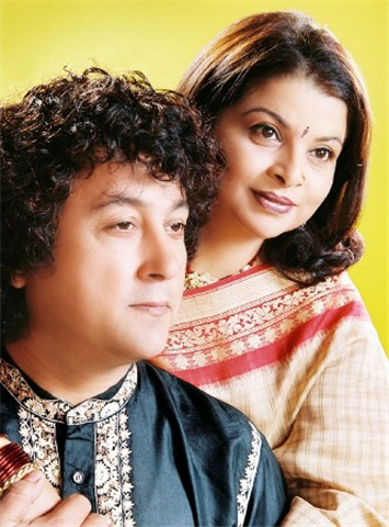 Sadaa Thakur & Masoom Thakur