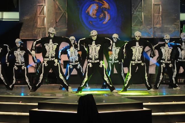 Skeleton Dance Troupe