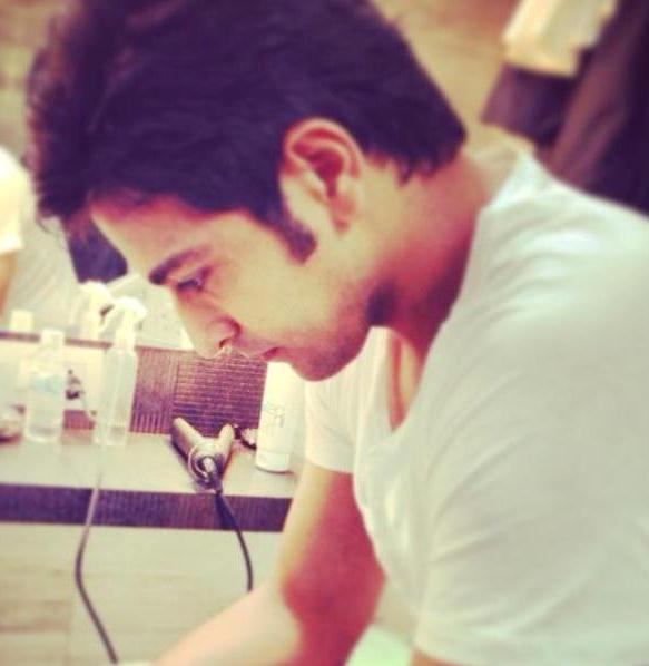 Dishank Arora on Artistebooking