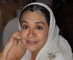 Farida Jalal  on ArtisteBooking