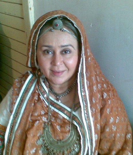 Farida Dadi on ArtisteBooking