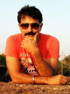 Jiten Lalwani on Artistebooking