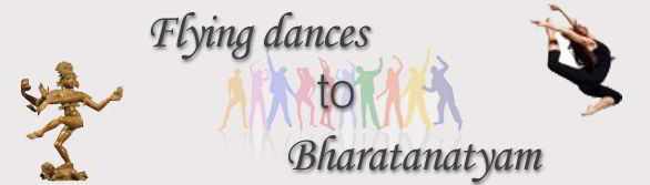 From flying dances to bhratnatiyam