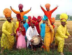 Cool Punjabi Folk Dance Group